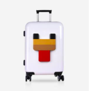 小鸡行李箱*1